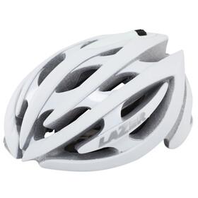 Lazer Genesis casco per bici bianco